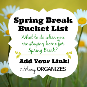 Spring-Break-Bucket-List