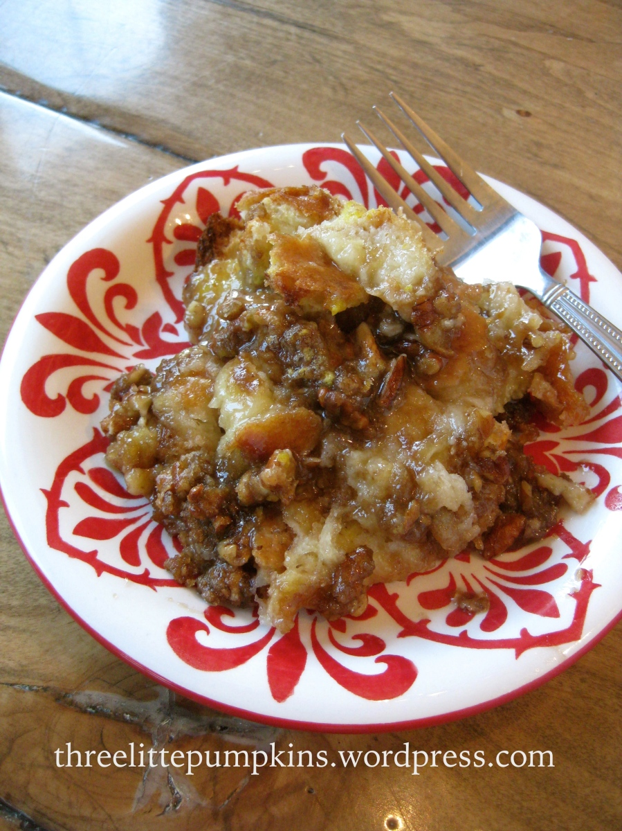 Bread Pudding - Paula Deen Revised